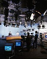 За кулисами центрального телевидения Гостелерадио