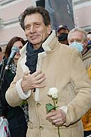 Евгений Князев. Открытие мемориальной доски в чест
