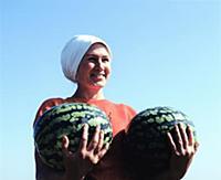Сельское хозяйство и сельская жизнь Чечено-Ингушской АССР. 1981-1982 годы.