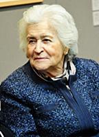 Российский искусствовед Ирина Антонова
