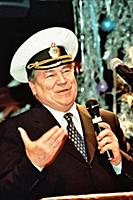 Маршал авиации Евгений Шапошников