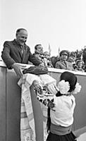 Молдавская ССР. Эстафета олимпийского огня XXII ле