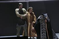 Дмитрий Певцов (справа). Пресс-показ спектакля «Ла