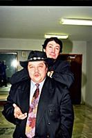 Евгений Хорошевцев, Бисер Киров.