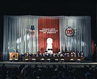 Торжественное заседание. 175 лет Казанскому госуда