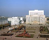 Казань. Виды города. 1979 год.