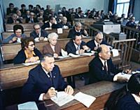 Учёный совет университета 175 лет Казанскому госуд