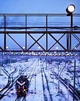 Байкало-Амурская магистраль. Западный участок. Часть 1. 1982-1984 годы.