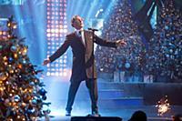 Съемки программы 'Новогодняя ночь на Первом канале'