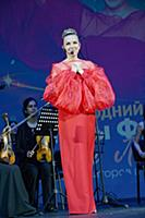 Новогодний концерт Светланы Феодуловой «Любимые песни Людмилы Сенчиной»