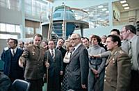 Делегация Народной палаты Германской Демократическ