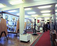 Звёздный городок. Музей. 1979-1981 годы.  (При исп