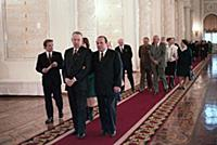 Сессии Верховного Совета СССР. Москва, Кремль. 1978-1983 годы.