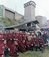 Мероприятия по случаю 200-летия вхождения Грузии в состав России. Тбилиси. 1983 год.