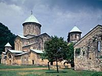 Виды Грузии. 1980 - 1985 годы.
