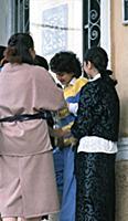 Грузия. Люди и пейзажи. 1980 - 1985 годы.  (При ис