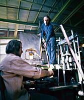 Лица Грузии. 1980-1985 годы.  (При использовании м