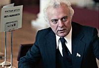 Шеварднадзе Эдуард Амвросиевич, первый секретарь Ц