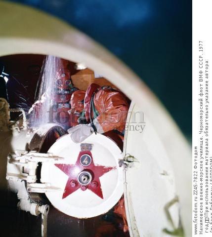Нахимовское военно-морское училище. Черноморский флот ВМФ СССР. 1977 год.  (При использовании материала обязательно указание автора: Альберт Либерман / FOTODOM)
