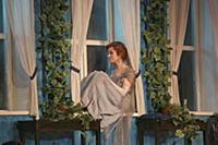 Генеральная репетиция спектакля «Вишневый сад»