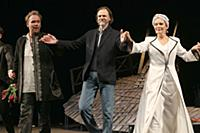 Пресс-показ спектакля «Лес». «Театр сатиры»