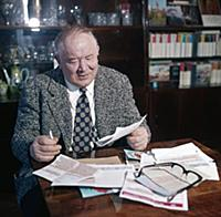 Андреев Борис Фёдорович. Народный артист СССР. Лау