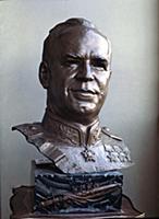 Маршал Советского Союза Жуков Г.К. Место рождения. Памятники. Личные вещи. 1983 год.