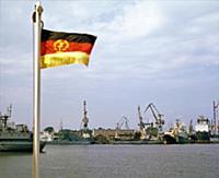 Германская Демократическая Республика. Начало 1990-х годов.