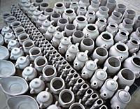 Керамическая посуда. Завод 'Кислотоупор'. Щекински