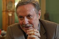 Актер Юрий Соломин.