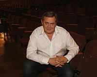 Актер Юрий Стоянов. (2010).