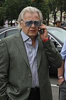 Российский эстрадный певец Юрий Антонов
