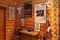 Дом актера Бориса Щербакова. Домашняя съемка.