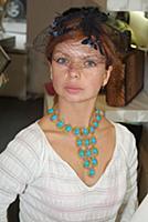 Российская актриса Алиса Гребенщикова.