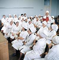 Национальный медицинский исследовательский центр травматологии и ортопедии имени Н.Н. Приорова. (ЦИТО) Москва. 1976 год.