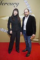 Нонна Гришаева, Александр Нестеров. Церемония вруч