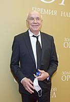 Сергей Гармаш. Церемония вручения Национальной кин