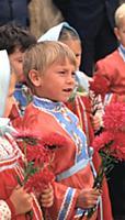 Дети. Куйбышев (Самара). 1985 год.  (При использов