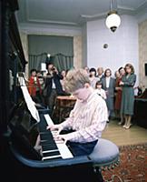 Дом-музей А.М. Горького. Куйбышев (Самара). 1985 г