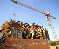 Студенческие строительные отряды. Куйбышев (Самара