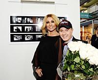 Анжелика Агурбаш, Александр Шевчук.