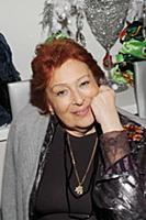 Эстрадная певица Алла Иошпе