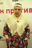 Александр Семчев. Пресс-показ спектакля «Бэтмен пр