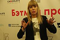 Саша Денисова. Пресс-показ спектакля «Бэтмен проти