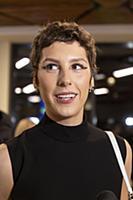 Ирина Горбачева. Церемония вручения Третьей премии