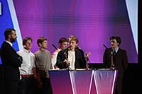 Создатели сериала 'Перевал Дятлова'. Церемония вру