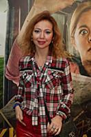 Елена Захарова. Премьера фильма «Родные». Режиссер
