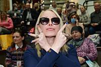 Эстель Семенчук. Fashion-показы на «РусАртСтиль».