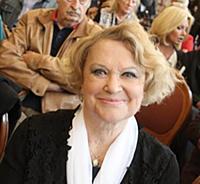 Актриса Валентина Талызина.