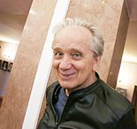 Актер Евгений Стеблов.